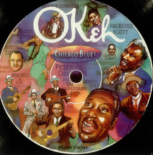 VARIOUS-BLUES_&_GOSPEL_OKEH+-+CHICAGO+BLUES-546261