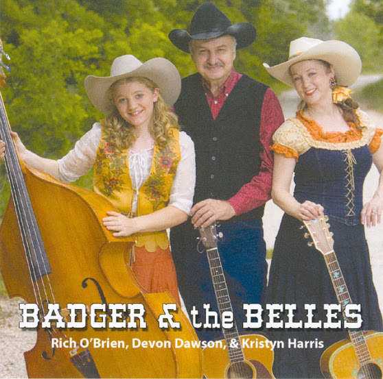 Rich O_Brien, Devon Dawson & Kristyn Harris - Badger & The Belles
