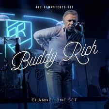 buddy rich Channel one set