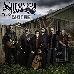 Shenandoah Noise Single Art