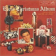 220px-Elvis'christmasalbum