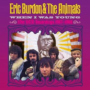 eric burton and animals